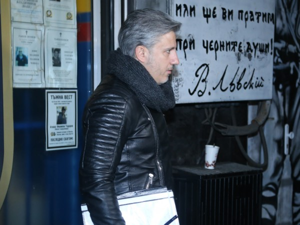 Изпълнителният директор на Левски Павел Колев пожела на собственика на