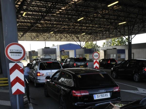 Турция е затворила граничните си пунктове с България и Гърция
