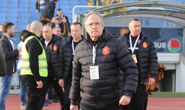 Дерменджиев: Отменянето на мача с Унгария беше най-доброто решение