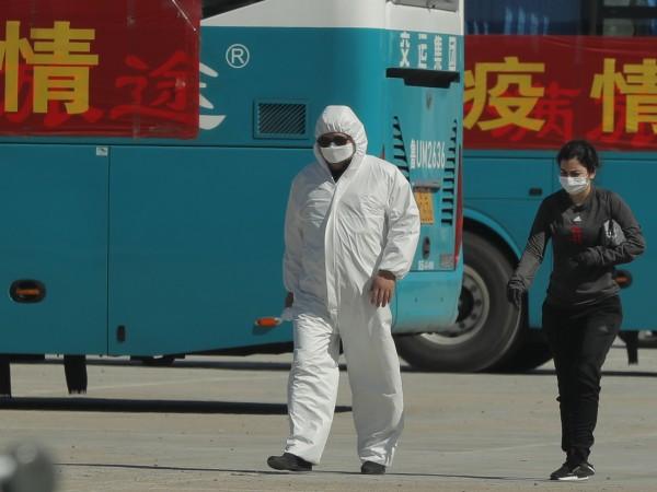 Днес Китай съобщи, че не е регистрирал нито един нов
