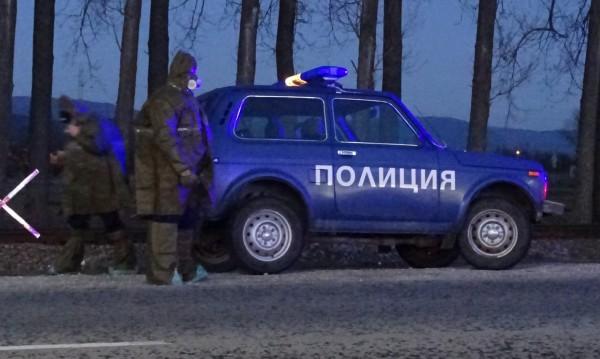 Полицията с проверки за изолирани, спипаха 4 нарушители