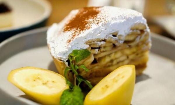 Рецептата Dnes: Торта с козунак и бисквити