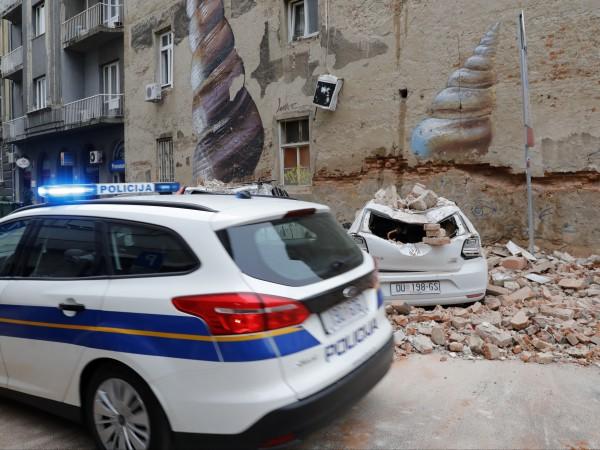 Няма пряка опасност за Балканите от земетресението в Хърватия, увери