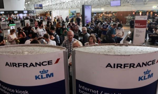 """Air France поставя 45 000 души като """"частично безработни"""""""