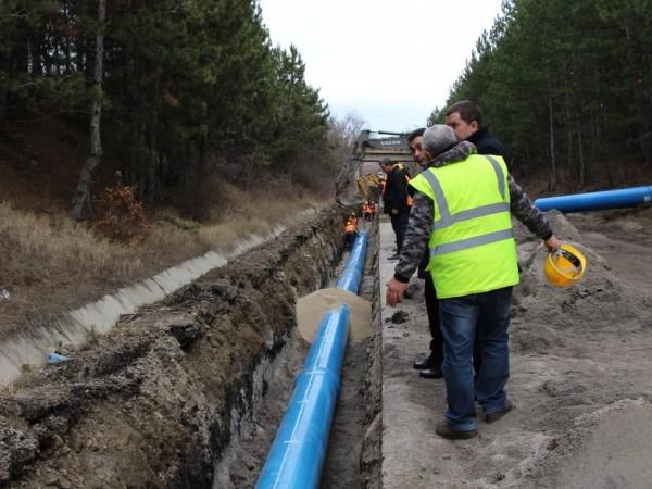 Въвеждат облекчение на водния режим в Перник. Вода ще има