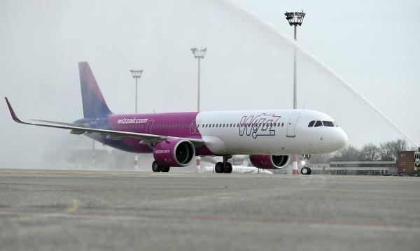 Wizz Air спира всички полети от и до Варна от утре