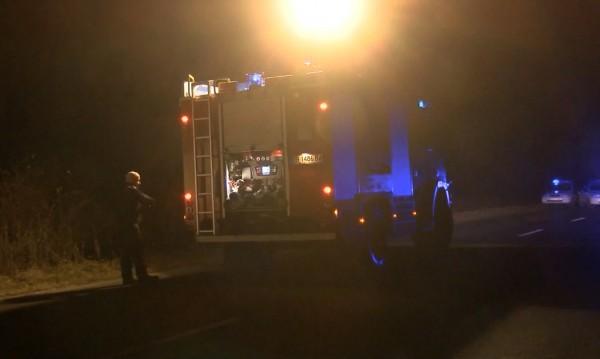Тийнейджъри разбиха и подпалиха ГАЗ-ка в Чепеларе