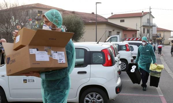 Най-безопасното място в Италия: Во – градът, в който вече няма COVID-19