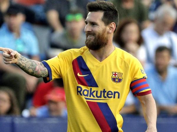 Капитанът на Барселона Лионел Меси се включи в борбата с