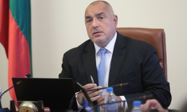 Борисов и министрите му даряват по 1000 лв. от заплати