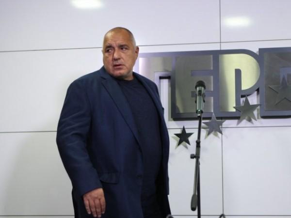 По предложение на председателя на ГЕРБ Бойко Борисов Изпълнителната комисия