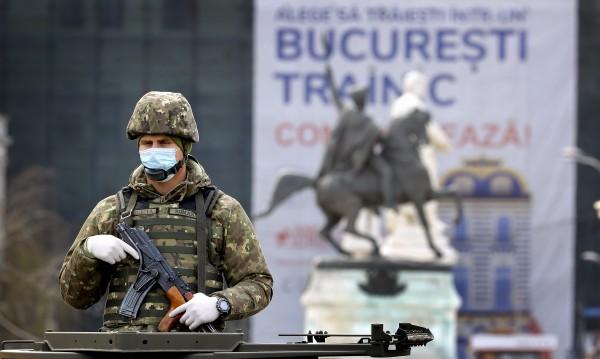 Тестват всички жители на Букурещ за коронавирус