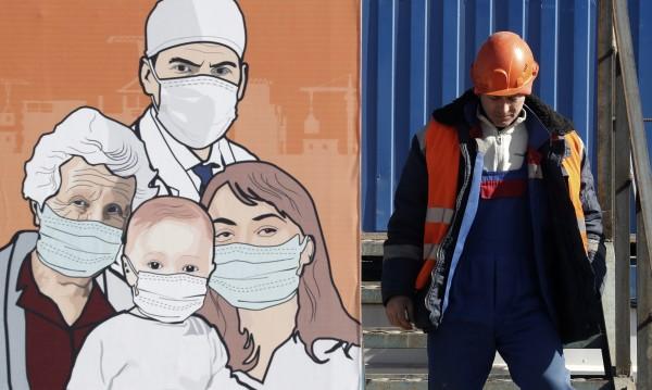 В Русия: Очаква се експлозивно разпространение на COVID-19