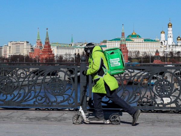 Кметството на Москва, което оглавява борбата срещу новия коронавирус, обяви