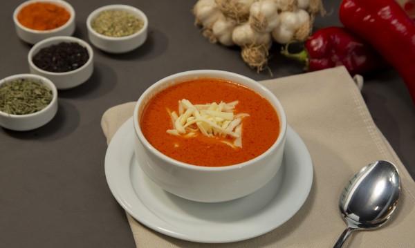 Рецептата Dnes: Доматена супа с пармезан