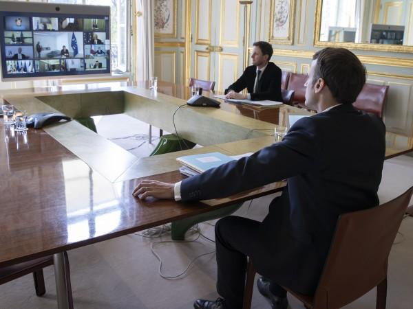Френският президент Еманюел Макрон предупреди лидерите на останалите страни членки