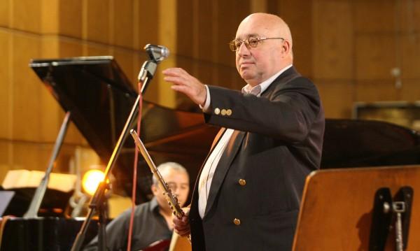 Почина големият джаз музикант Симеон Щерев