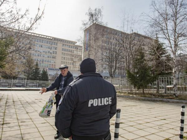 """Софийската болница """"Света Анна"""" временно спря приема на пациенти.В лечебното"""