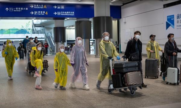 Китай временно забранява на чужденци да влизат в страната