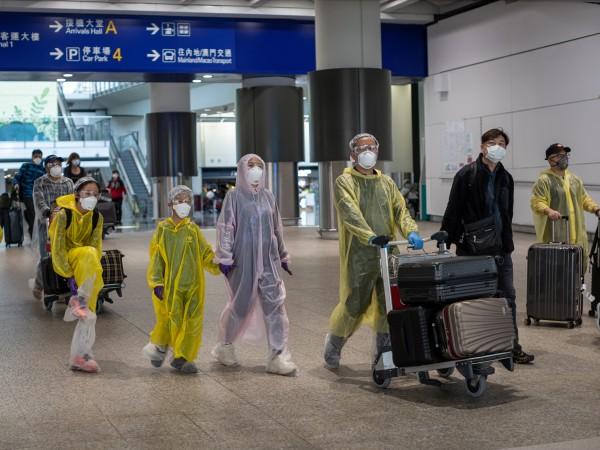 Китай обяви, че временно ще забрани на чужденци да влизат