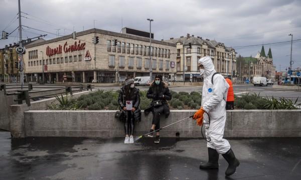 В Унгария чакат пика на епидемията от COVID-19 през юни-юли