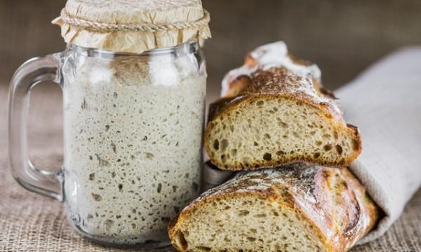Рецептата Dnes: Закваска за домашен хрупкав хляб