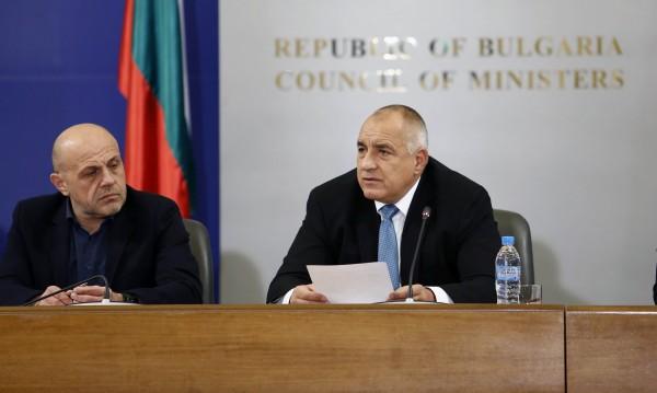 Борисов: Няма кой да каже докога ще продължи...