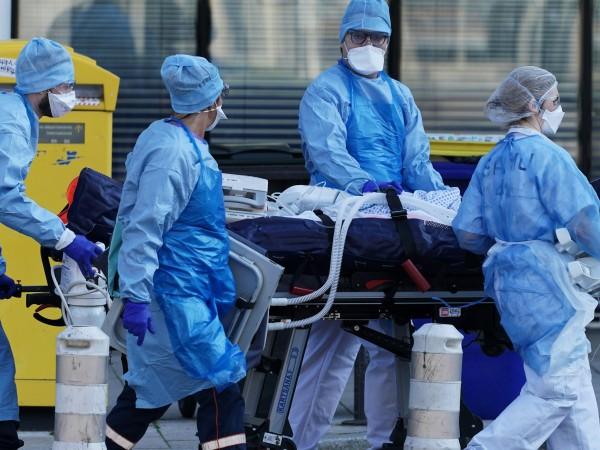Елзаският регион е един от най-тежко засегнатите от коронавирусът във