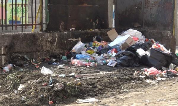 """223 тона отпадъци извозиха от """"Столипиново"""" за три дни"""