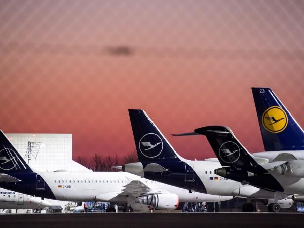 Deutsche Lufthansa AG поиска субсидии от Германия за изплащане на