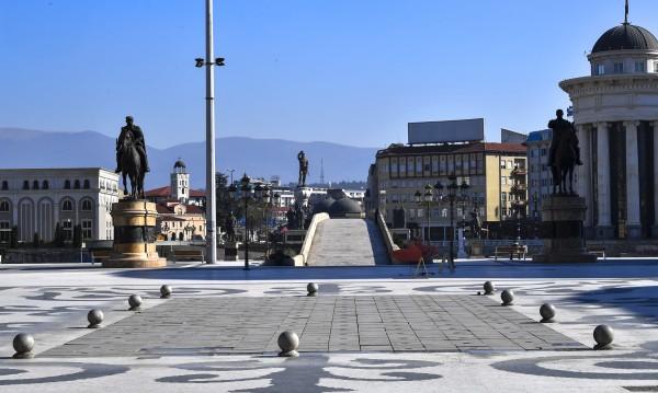 Оптимистични данни за коронавируса в Северна Македония