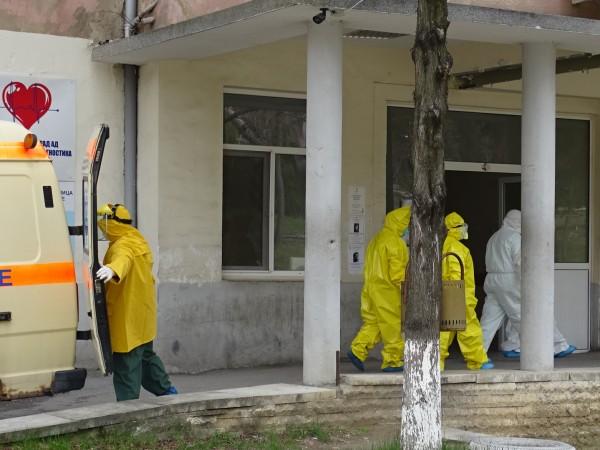 73-годишна жена е починала от коронавирус в благоевградската болница, съобщава