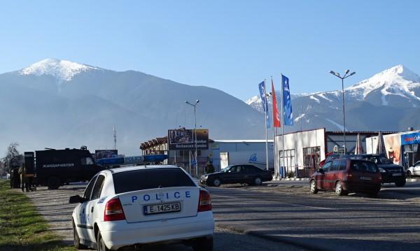Последни часове до отмяната на карантината в Банско