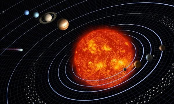 """Марс ще """"танцува"""" със Сатурн на 31 март"""