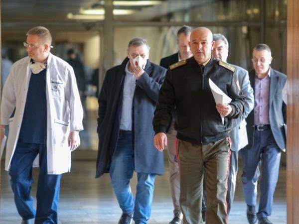 От утре, 30 март, Националният оперативен щаб ще провежда ежедневните