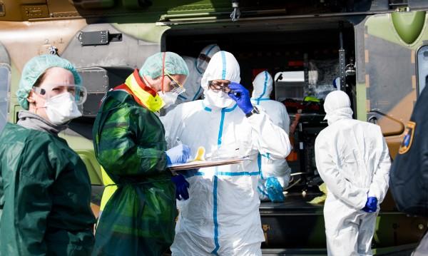 52 547 души са болните в Германия от коронавирус