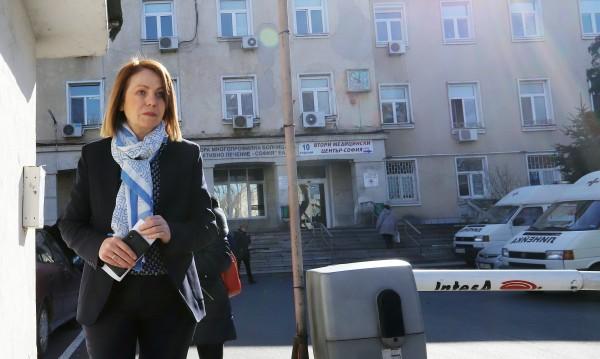 Фандъкова предупреди: И в София се съставят актове по...