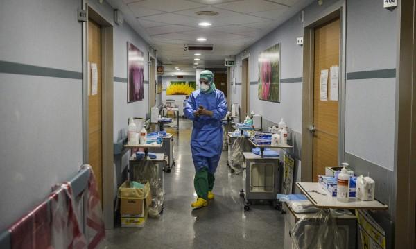 Италия отчете нов спад на починалите от коронавирус