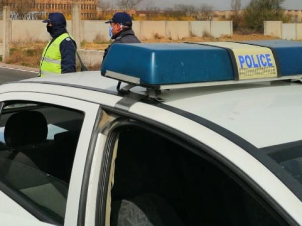 43-годишен мъж е арестуван за теглене на пари от чужда