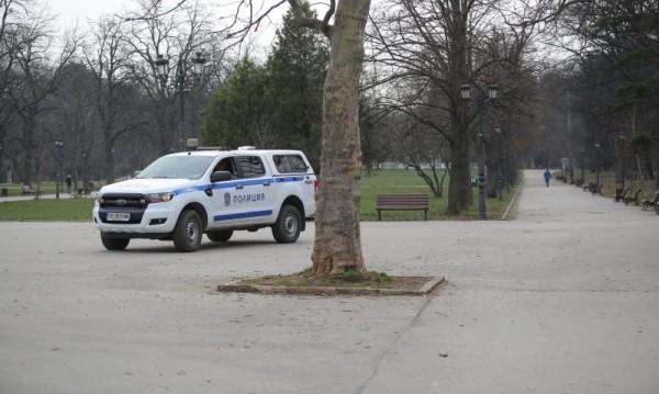 Над 300 акта за по 5000 лева заради почивка на пейка в парка