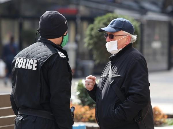Полицията в Сливен е съставила 15 акта за нарушения, свързани