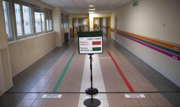 Столетница в Италия спечели битката с коронавируса