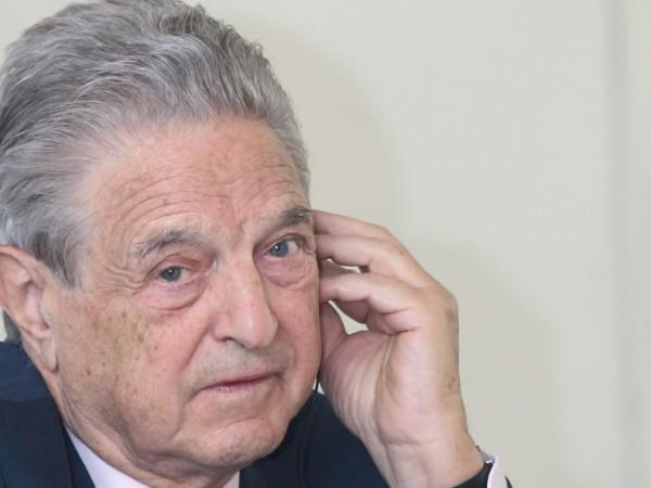 Джордж Сорос дарява 1 милион евро на град Будапеща в