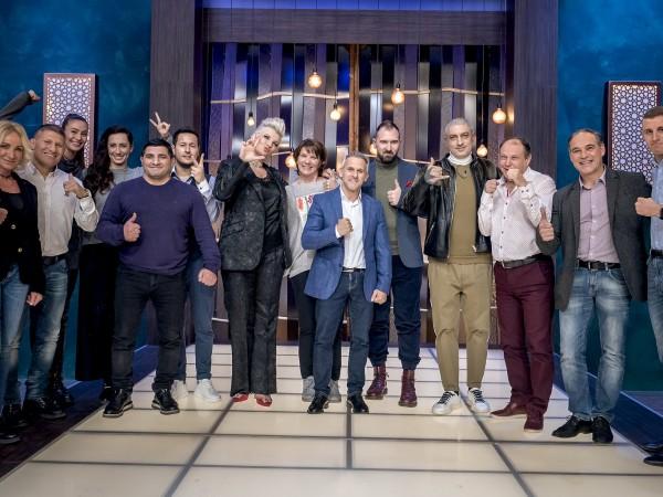 Тази вечер Chef Андре Токев, Chef Петър Михалчев и Chef
