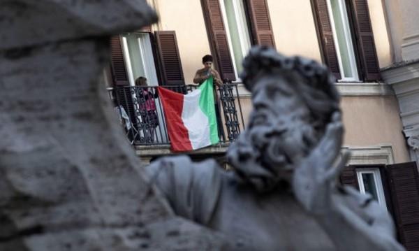 В Италия под карантина поне до католическия Великден