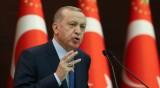 Ердоган инициира кампания за солидарност, дари 7 заплати