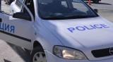 Мотоциклетист удари полицай при опит да финтира КПП