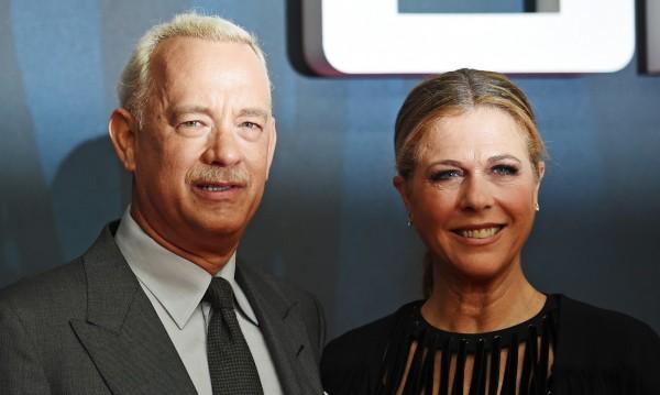 Том Ханкс и съпругата му: У дома сме, няма да излизаме!