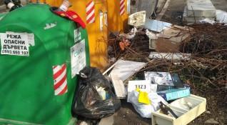От HelpBook: Кварталите ни приличат на гета заради боклуци
