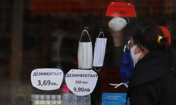 Вече във всички аптеки има защитни маски